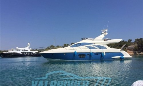 Image of Azimut Yachts Az 55 for sale in Italy for €500,000 (£428,229) Lazio, Italy