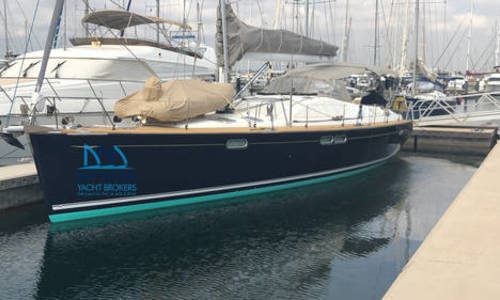 Image of Jeanneau Sun Odyssey 54 DS for sale in Spain for €285,000 (£240,964) Valencia , Spain