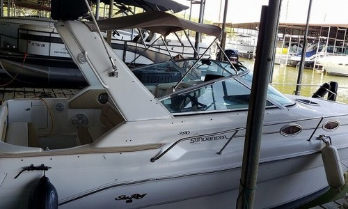 Image of Sea Ray 290 Sundancer for sale in United States of America for $26,500 (£20,280) Pottsboro, Texas, United States of America