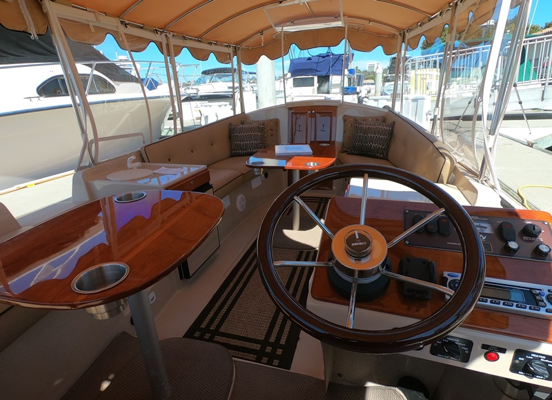 Duffy Electric Boat 22 Cuddy for sale in United States of