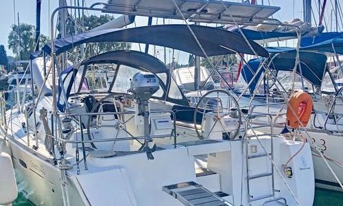 Image of Beneteau Oceanis 43 for sale in Greece for €95,000 (£81,993) Corfu, , Greece