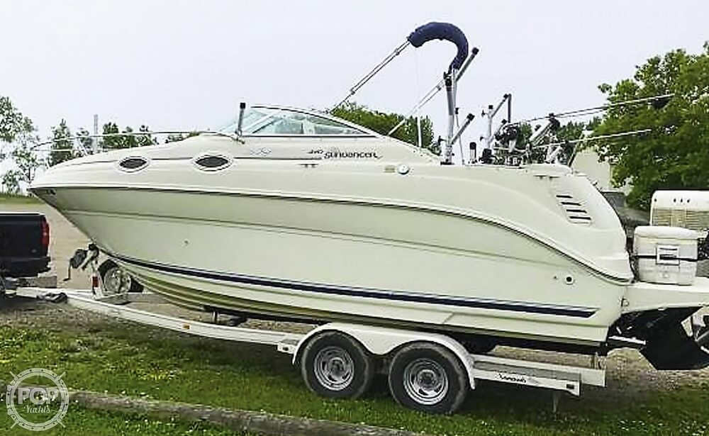Sea Ray 240 Sundancer for sale in United States of America