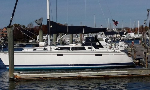 Image of Hunter 33.5 for sale in United States of America for $34,900 (£27,956) Milford, Connecticut, United States of America