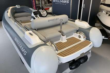 Williams Sport Jet 395 for sale in United Kingdom for £32,950