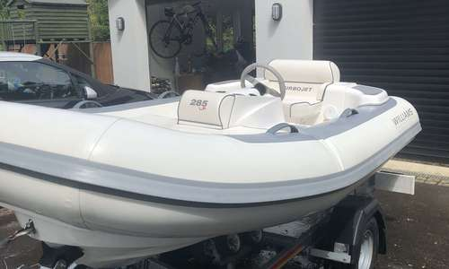 Image of Williams 285 Sport Low Profile for sale in United Kingdom for £13,950 Boats.co., United Kingdom
