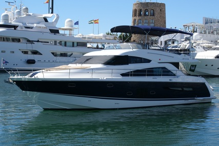 Fairline Squadron 55 for sale in Spain for £525,000