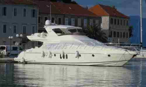 Image of Azimut Yachts 62 Fly for sale in Croatia for €495,000 (£438,495) Croatia