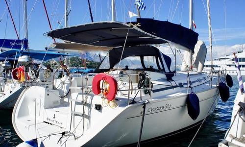 Image of Beneteau Cyclades 50.5 for sale in Greece for €140,000 (£120,832) Corfu, , Greece