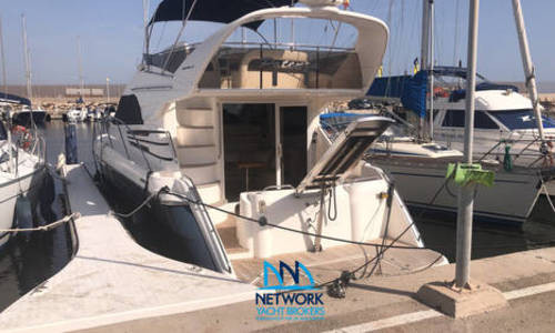 Image of Fairline 42 for sale in Spain for €105,000 (£95,920) Valencia, Spain