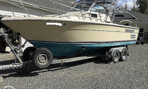 Image of Pursuit 2600 Tierra for sale in United States of America for $38,900 (£29,838) Anchorage, Alaska, United States of America