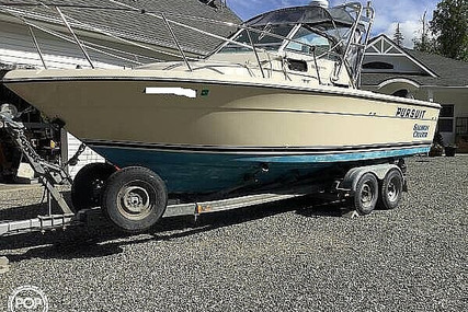 Pursuit 2600 Tierra for sale in United States of America for $38,900 (£31,167)
