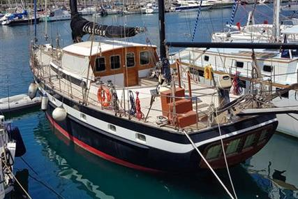 Jongert 18DS for sale in Spain for €440,000 (£376,725)