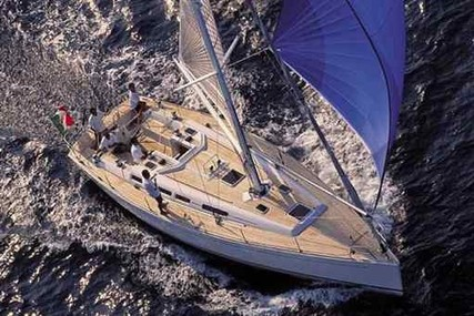 Grand Soleil 45 for sale in France for €190,000 (£167,824)