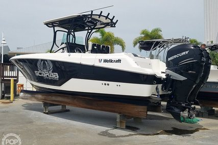 Scarab 262 Offshore for sale in United States of America for $112,395 (£87,385)