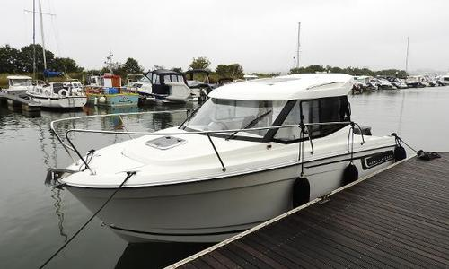 Image of Jeanneau Merry Fisher 695 for sale in United Kingdom for £34,950 Poole, United Kingdom