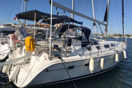 Hunter 41 for sale in France for €94,500 (£83,957)