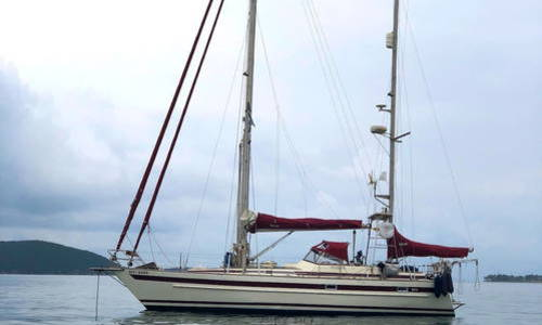Image of REX MARINE Aphrodite 40 for sale in Greece for €83,500 (£72,678) Preveza, , Greece