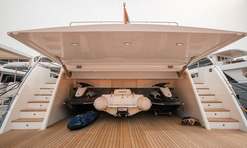 Image of Nomad Yachts 95 SUV for sale in France for $6,529,430 (£5,242,038) Cannes, France