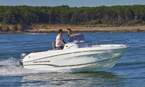 Image of Jeanneau Cap Camarat 5.5 CC for sale in France for €28,900 (£24,943) hyeres, HYERES, France