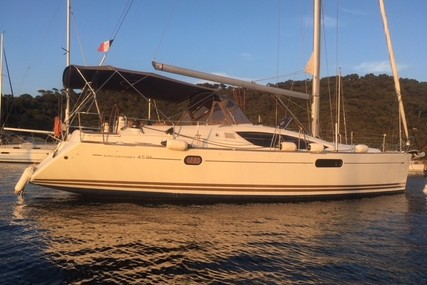Jeanneau Sun Odyssey 45 for sale in France for €169,000 (£154,712)