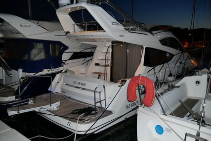 Galeon 380 Fly for sale in France for €237,000 (£199,650)