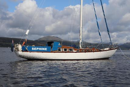 Custom Francis Jones bermudan cutter for sale in United Kingdom for £72,500