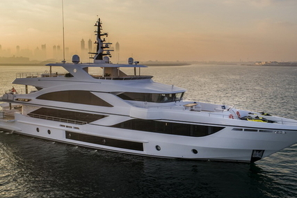 Majesty 140 (New) for sale in United Arab Emirates for €16,050,000 (£14,521,339)
