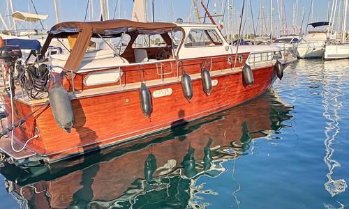 Image of Custom Maghoni Glas 13 for sale in Greece for €69,000 (£57,629) Corfu, , Greece