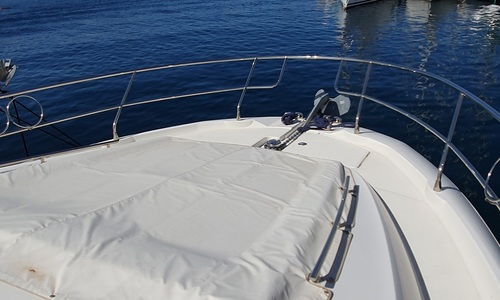 Image of Jeanneau Prestige 450 Fly for sale in France for €460,000 (£411,548) Sud, France