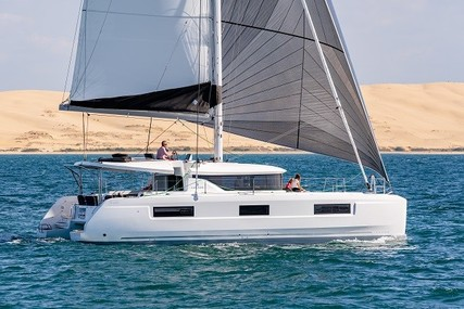 Lagoon 46 for sale in France for €448,500 (£374,233)