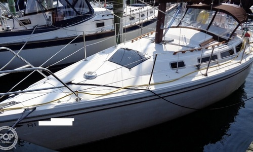 Image of Catalina 30 for sale in United States of America for $19,950 (£15,903) North Stonington, Connecticut, United States of America