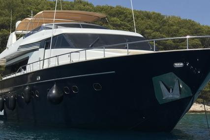 Sanlorenzo 82 for sale in Croatia for €899,000 (£822,996)