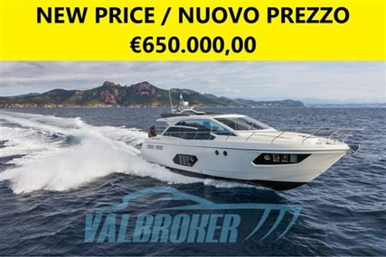 Absolute 56 SPORT YACHT for sale in France for €650,000 (£575,802)