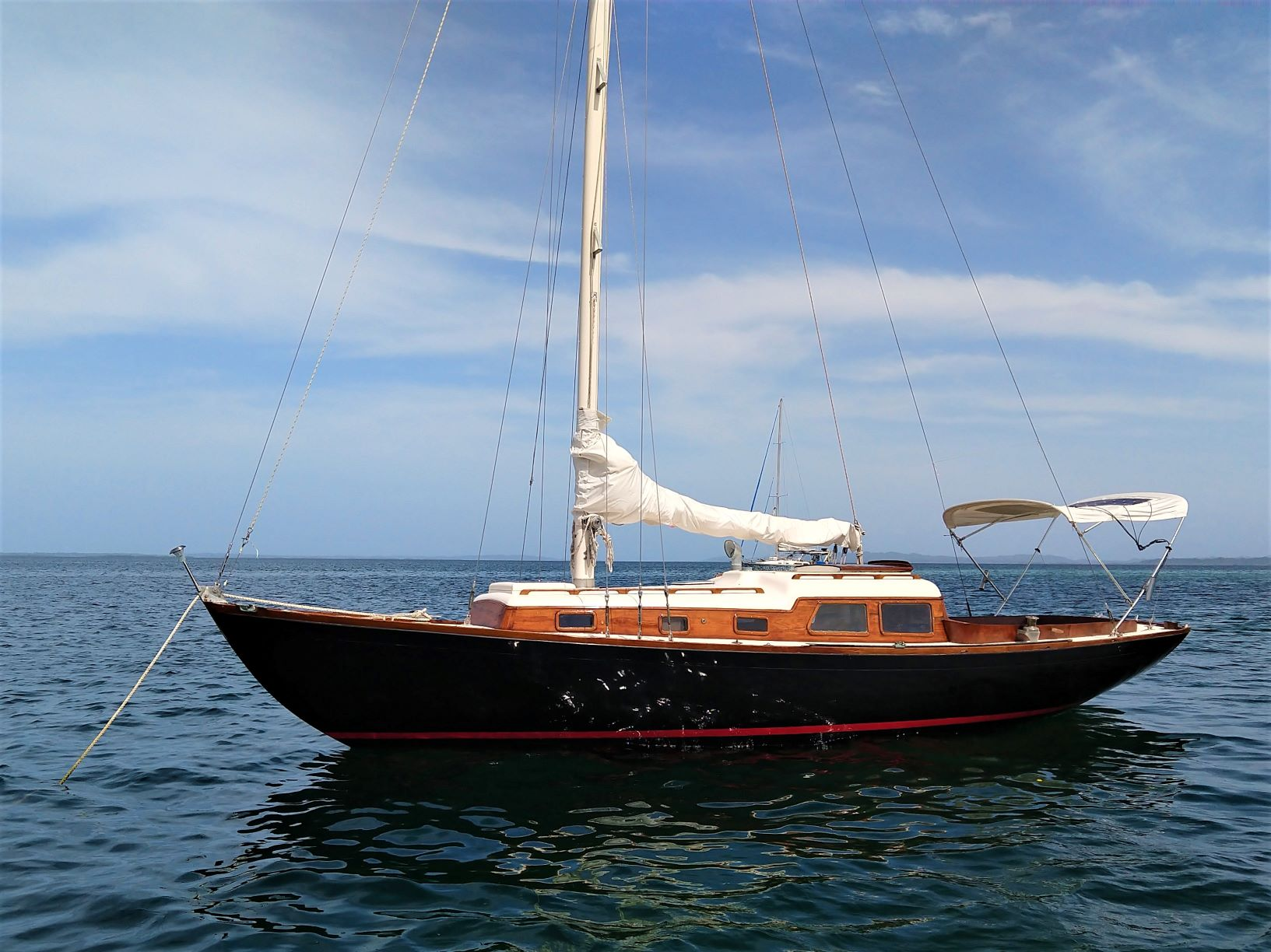 Cheoy Lee Offshore 31 for sale in Panama for $29,000
