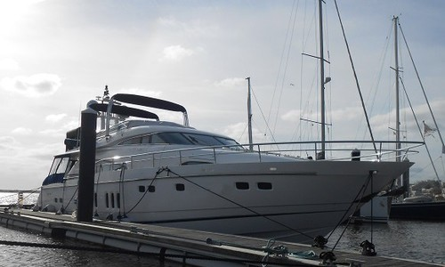 Image of Fairline Squadron 74 for sale in Portugal for €715,000 (£644,086) Lisbon, , Portugal
