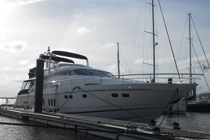 Fairline Squadron 74 for sale in Portugal for €715,000 (£603,172)
