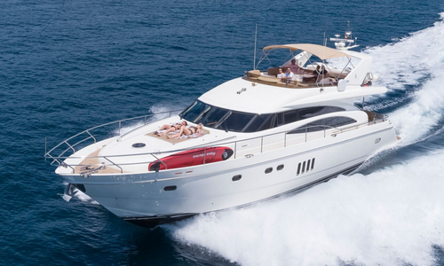 Image of Princess 21 Meter for sale in Spain for €895,000 (£809,427) Spain