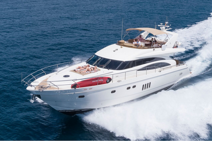 Princess 21 Meter for sale in Spain for €874,000 (£766,183)