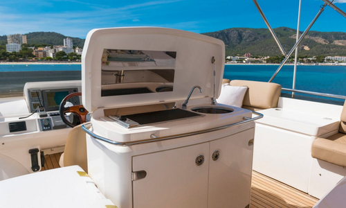Image of Princess 21 Meter for sale in Spain for €925,000 (£799,661) Spain