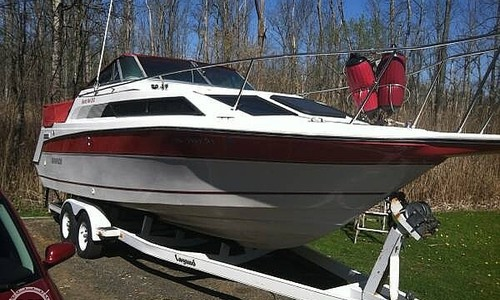 Image of Rinker Fiesta V 250 for sale in United States of America for $12,900 (£10,127) Bethel, Connecticut, United States of America