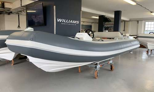 Image of Williams Sport Jet 395 for sale in United Kingdom for £34,950 Boats.co., United Kingdom
