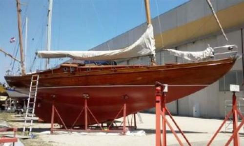 Image of 43ft CLASSIC YAWL for sale in Italy for £39,500 Trieste, Italy