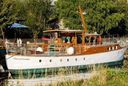 Silver 65ft BROWN OWL CLASS 11 MOTOR-YACHT for sale in Denmark for £170,000