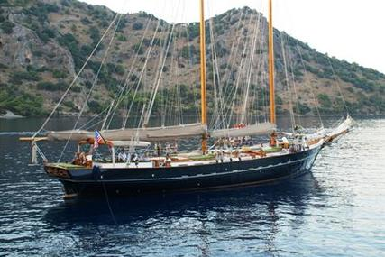 METUR YACHTS 80ft GAFF SCHOONER for sale in Turkey for £430,000