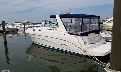 Image of Rinker Fiesta Vee 342 for sale in United States of America for $52,400 (£40,406) Wildwood, New Jersey, United States of America