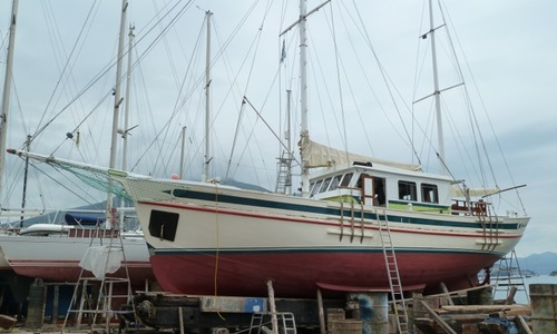 Image of leon de Graeve Motorsailor for sale in Spain for €95,000 (£85,572) Palma Majorca, Spain