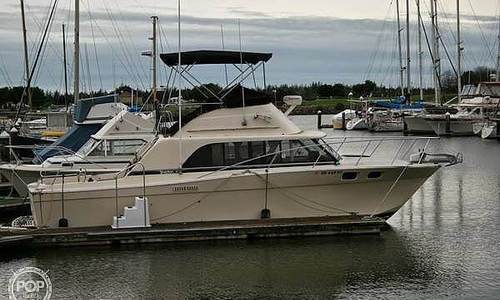 Image of Silverton 34 Convertible for sale in United States of America for $34,500 (£26,710) Charleston, Oregon, United States of America