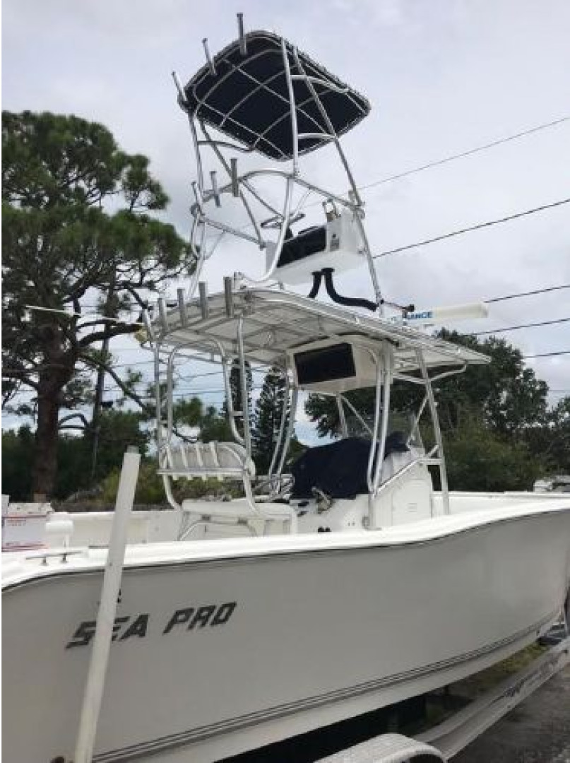 Sea Pro 270 Center Console For Sale In United States Of