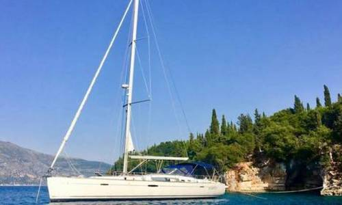 Image of Beneteau Oceanis 50 for sale in Greece for €174,950 (£147,284) Lefkas, , Greece