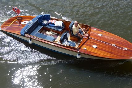 Slipper Stern Launch for sale in United Kingdom for £34,950 ($43,333)